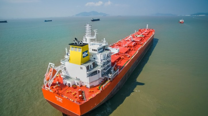 Klaveness declares an option for the construction of a combination carrier with Jiangsu New Yangzi Shipbuilding