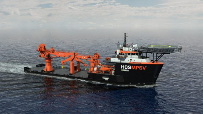 Hornbeck Offshore stalls MPSV duo delivery