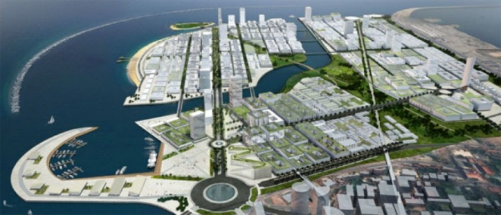 The Sri Lankan Government gives green light for the Colombo Port City Project