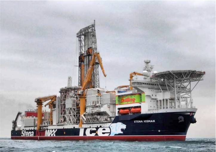 New contract for Stena IceMAX for drilling operations off the south west coast of Ireland