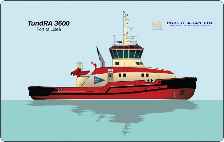 Innovative Wärtsilä HY hybrid modules to provide economic and environmental benefits for Swedish port tug