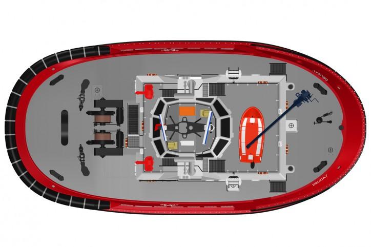 Sanmar Shipyards: Opting for the true tractor's better ship-handling