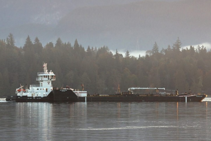 Robert Allan Ltd. Designed ATB Push Tug Island Raider Enters Service
