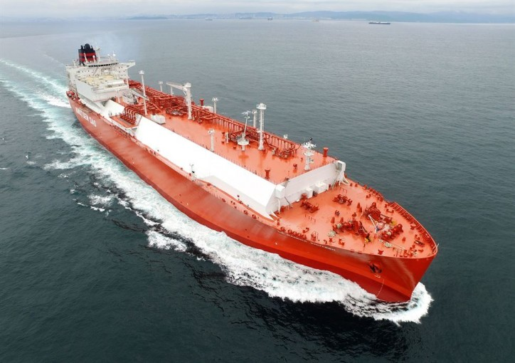 Hyundai Heavy Industries wins W700 billion deal for 5 LNG carriers
