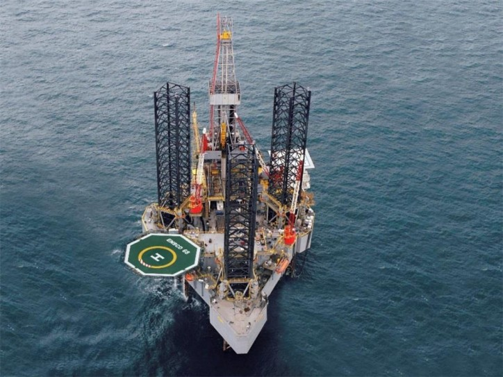 Otto Energy signs drilling contract with Ensco Plc