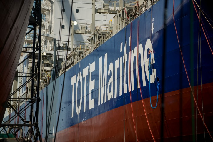 TOTE Maritime, INTERSHIP Team To Create Puerto Rico's Leading Terminal Operator