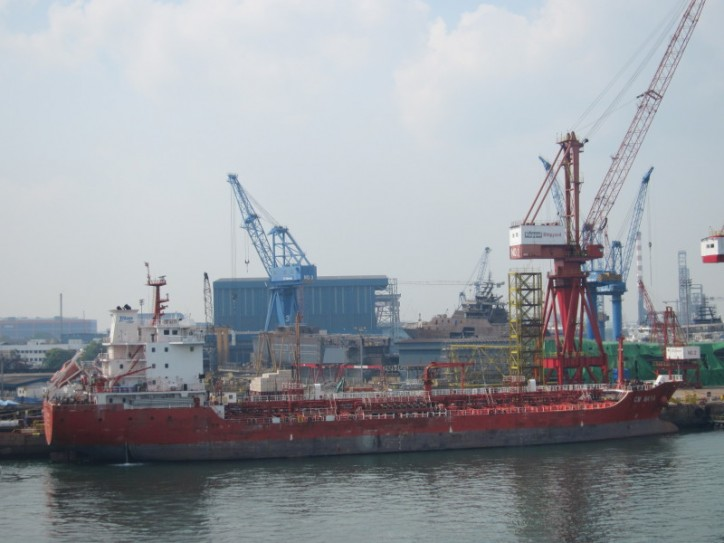 Otto Marine unit causes arrest of vessel for unpaid ship repair-related charges