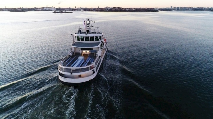 WATCH: ABB enables groundbreaking trial of remotely operated passenger ferry