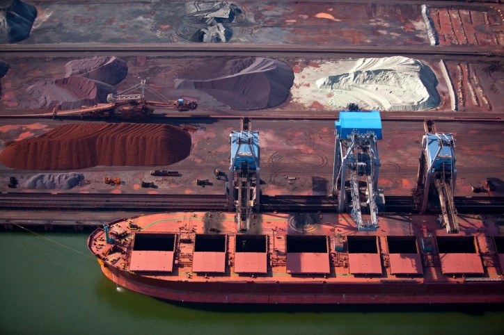Falling iron ore volumes spell bad news for embattled capesize market