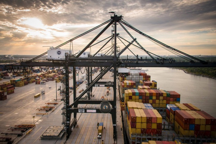 Record-Setting Year for Port Houston
