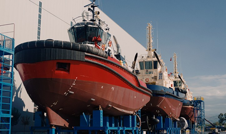 Sanmar orders 42 Rolls-Royce thrusters in novel supply agreement