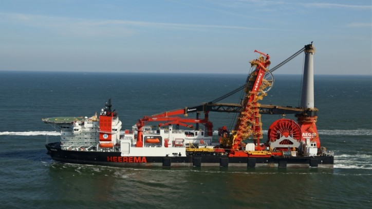 Heerema Marine Contractors Announces Further Step in Strategic Transition