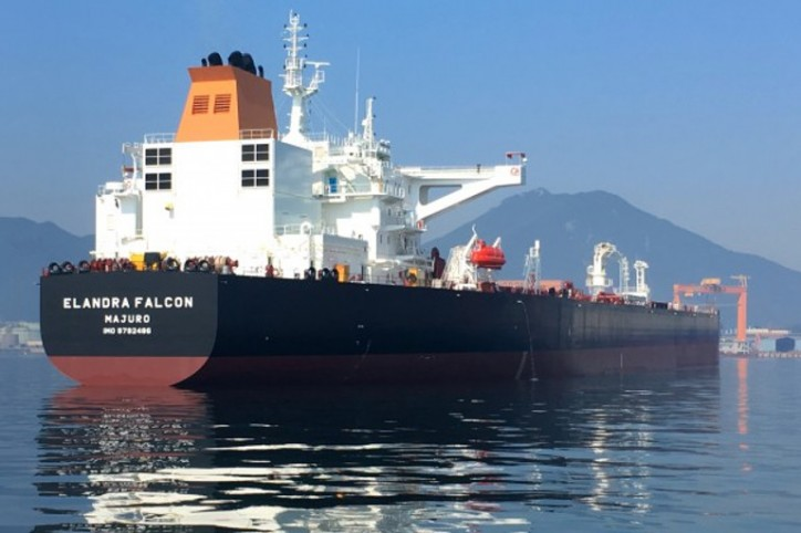 LSC Shipmanagement adds Elandra Falcon - the 25th tanker to the fleet under its technical management