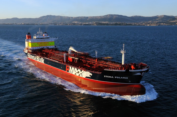 Concordia Maritime signs new contract for P-MAX tanker