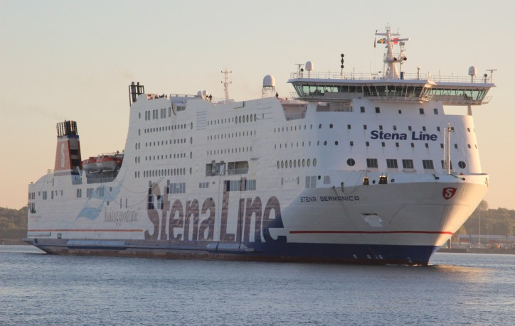 Stena Germanica methanol