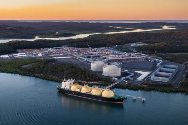 Australia Pacific LNG ships first cargo to Kansai Electric