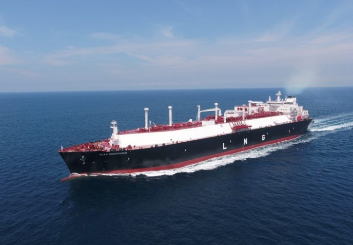 FLEX LNG signs time-charter contract for first LNGC newbuilding