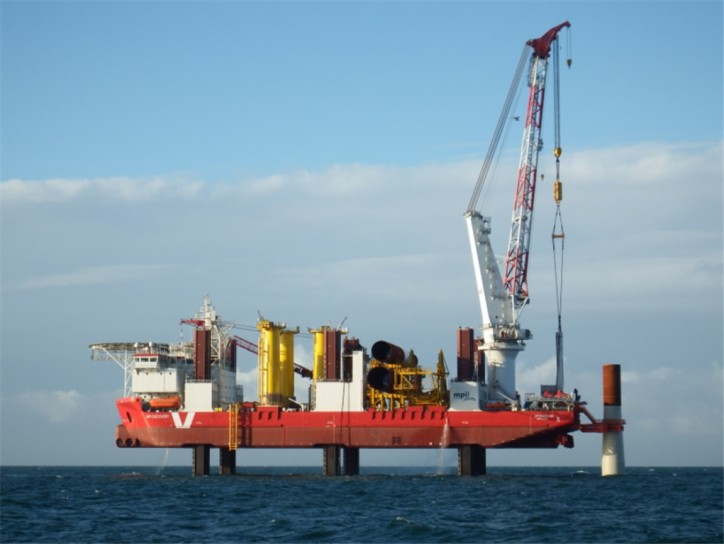 UK based MPI Offshore to head up foundations installation at Triton Knoll