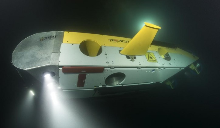 MMT's Remotely Operated Vehicle (ROV) Surveyor Interceptor
