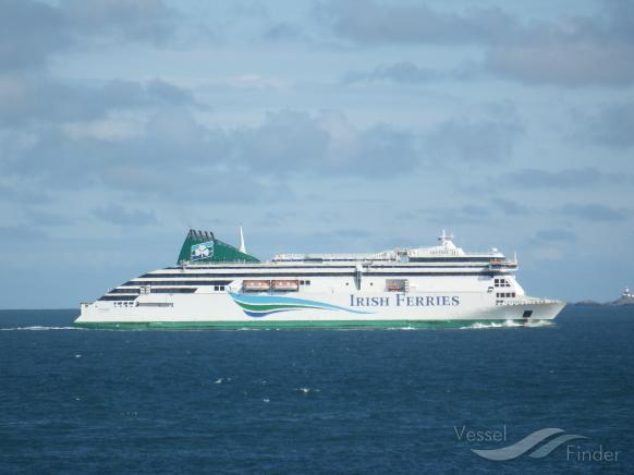 Irish Continental Group plc invests €165.2 million to build a new cruise ferry for Dublin - Holyhead route