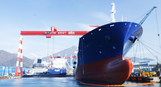 STX Offshore & Shipbuilding Vies for USD 385m Lifeline