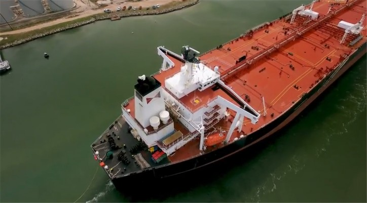 Ocean Yield announces delivery of newbuilding Suezmax crude tanker with 10-year charter