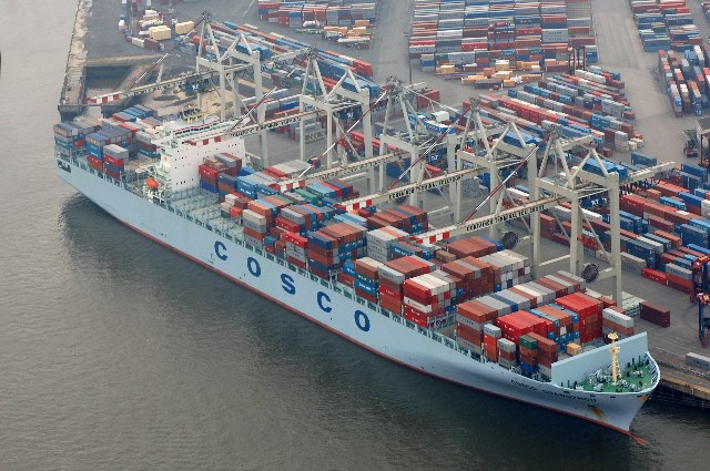 China Shipping and Cosco merger gets state approval