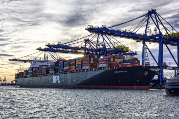 APL Wins HAROPA's 'Best Green Shipping Line' Award