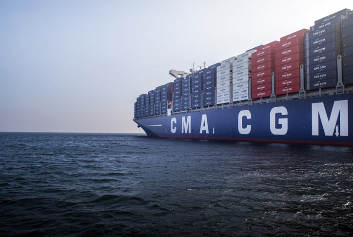 The CMA CGM Group powers the new OCEAN ALLIANCE