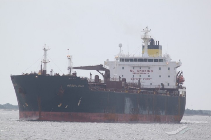 Nordic Shipholding Sells 19-Year Old Product Tanker