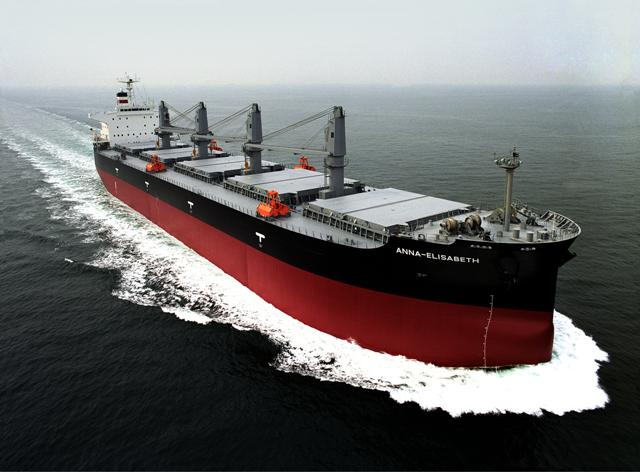Baltic index touches new record low on muted vessel demand