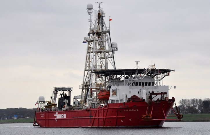 Fugro completes offshore works for EOWDC at Aberdeen Bay
