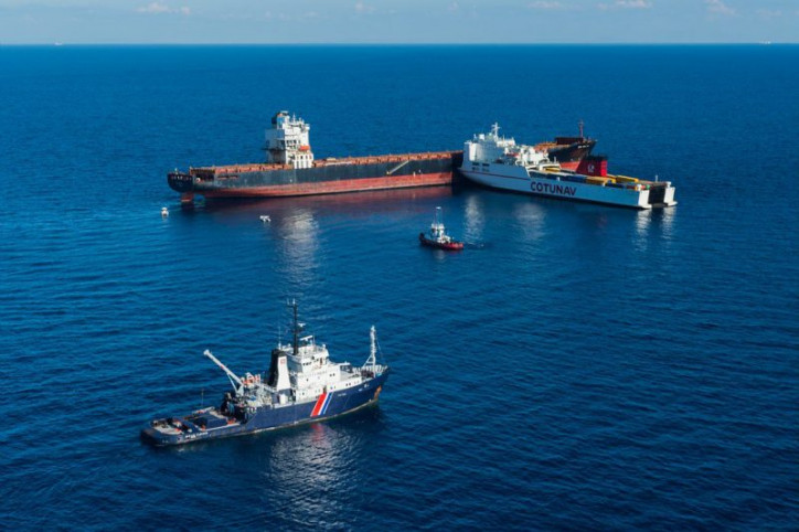 2 Workers Killed, 13 Injured Demolishing cargo ship CSL Virginia