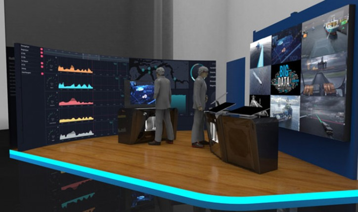 Rolls-Royce opens first Ship Intelligence Experience Space