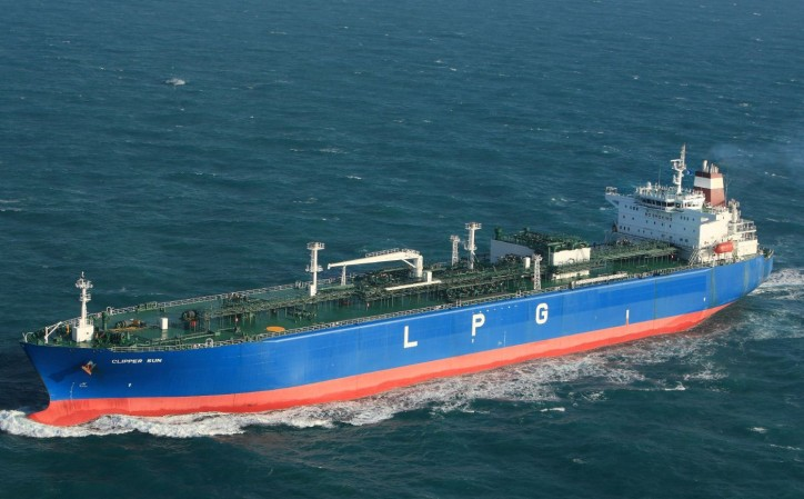 LPG carriers get an opportunity to be awarded with Green Award certificate