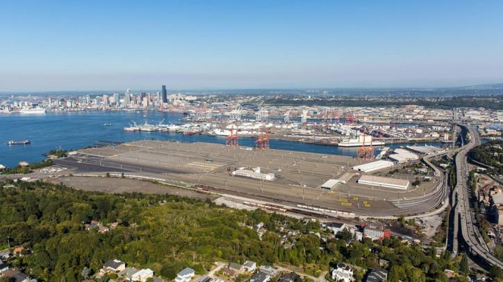 Groundbreaking of Terminal 5 in Seattle begins new era for region