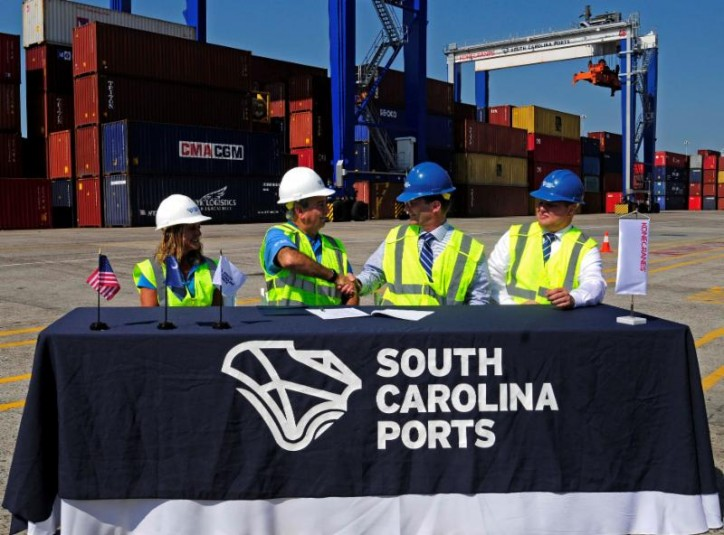 SC Ports Plans for Five Percent Container Growth, $277.6 Million in Capital Expenditures in FY2019