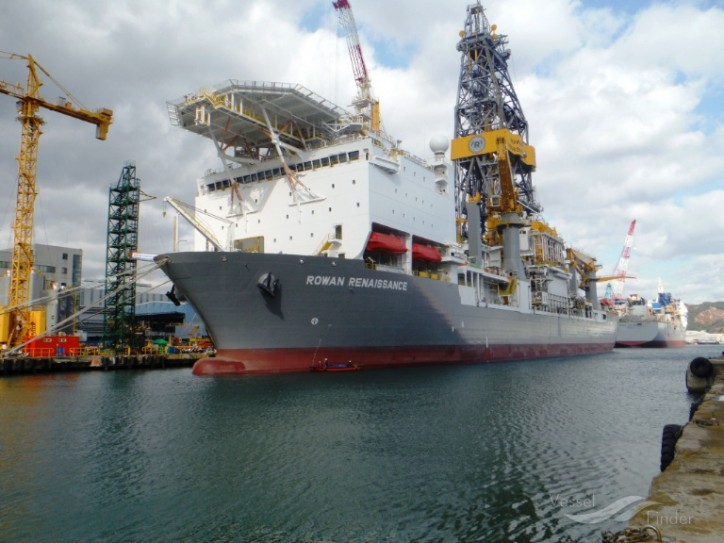 Rowan Renaissance awarded contract by Total