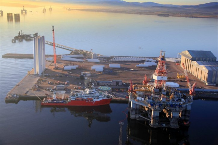 Another offshore renewables win for Global Energy's Port of Nigg