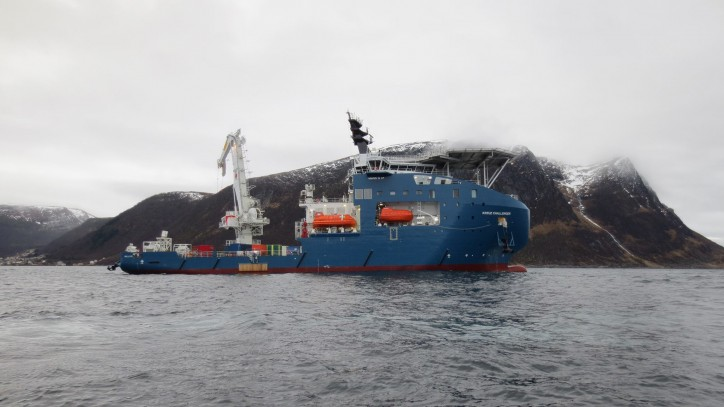 Kreuz Subsea's New-build Kreuz Challenger mobilised for long-term Brunei Shell contract