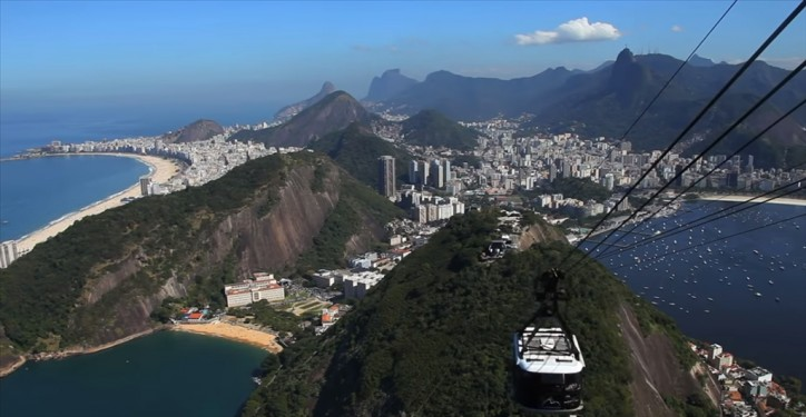 Backpacking in Brazil: costs, sights and preparation