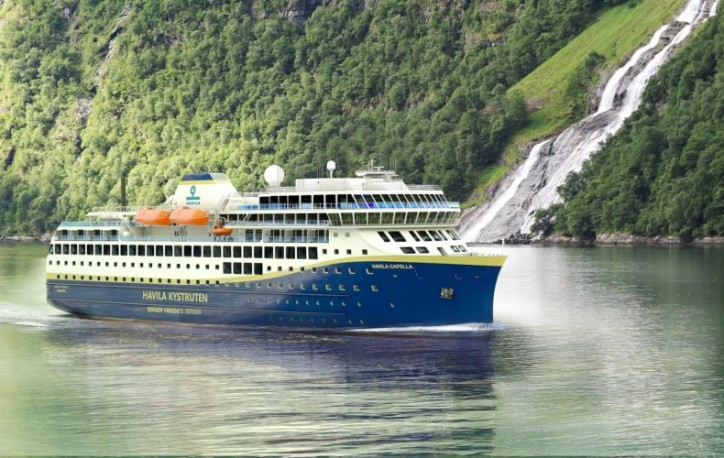 Corvus Energy awarded the marine world's biggest battery package for hybrid powered vessel by Norwegian Electric Systems