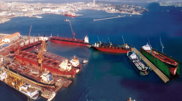 COSCO Shipyard Acquires Cosco Xiamen Repair Yard