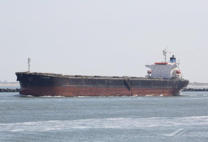 Navios Maritime Partners L.P. announces $22.0 million acquisition of two 2006-built Panamax Vessels