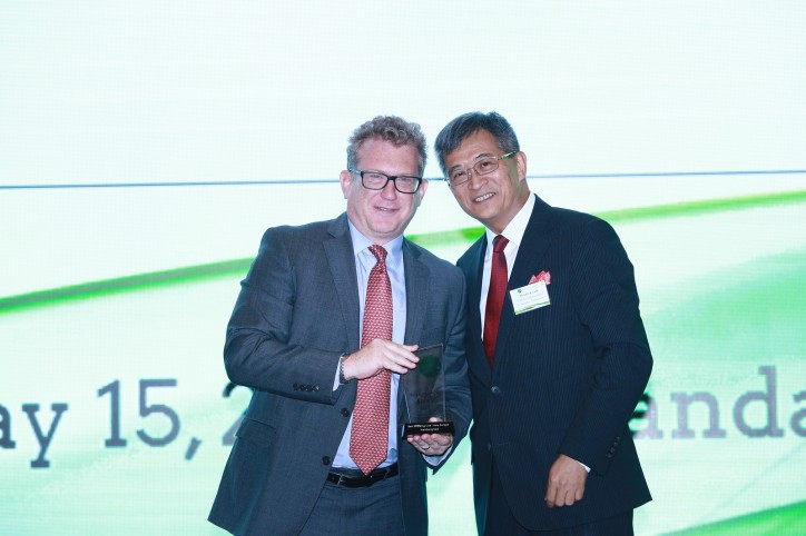 "AFLAS Awards 2018: Customers honor Hamburg Süd as ""Best Shipping Line"" between Asia and Europe"