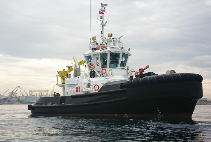 Sanmar delivers two Robert Allan Ltd.-designed ASD tugs