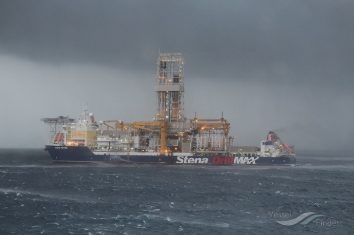 Energean Israel Appoints Stena Drilling For the Development Drilling of the Karish Field, Offshore Israel