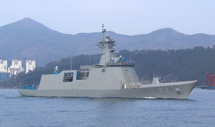 Rolls-Royce to supply MT30 Gas Turbines to next three Korean Daegu-class frigates