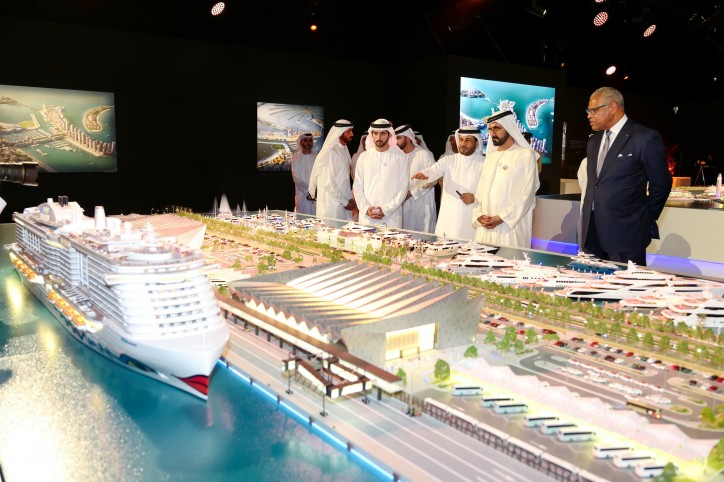 Carnival Corp. Signs Partnership with Meraas to develop Dubai Cruise Terminal