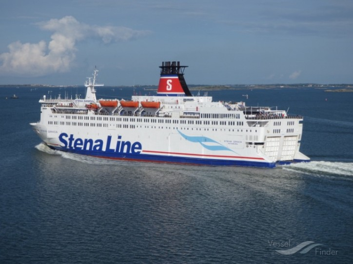 Stena Line first in Europe to receive the Chinese Tourist Welcome Certification